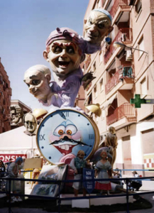 FOTO Falla G.2001