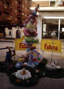 FOTO Falla I.1998