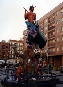 FOTO Falla G.1995