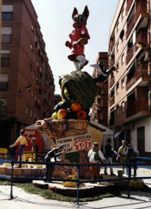 FOTO Falla G.2000