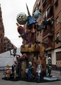 FOTO Falla G.2002