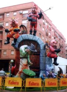 FOTO Falla G.2005