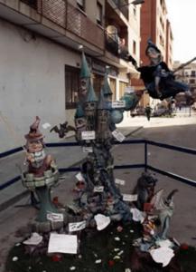FOTO Falla I.1990