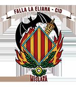 Falla La Eliana-Cid logo